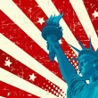 Statue of Liberty — Vector de stock #5814699
