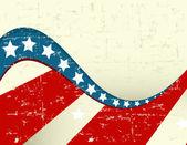 Patriotic grange Background — Stock Vector