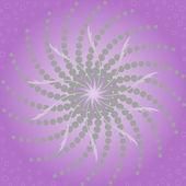 Abstact púrpura — Vector de stock
