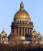 St. Isaac's Cathedral, Saint-Petersburg — Stock Photo