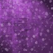 Staré purple noviny pozadí s rozostření boke — Stock fotografie