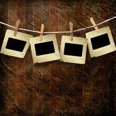 Diapositivas de grunge viejo sobre el resumen de papel — Foto de Stock