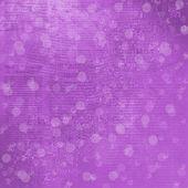 Vecchio sfondo viola giornale con sfocatura boke — Foto Stock