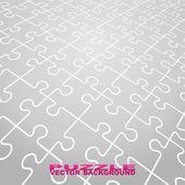 Vektor-puzzle-hintergründe — Stockvektor