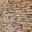 Closeup of stone wall — Stock Photo #6270944