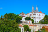 The Sintra National Palace — Stock Photo