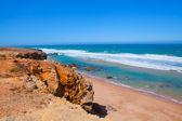 Atlantic coast in Portugal — Stock Photo