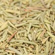 Dried Rosemary Close-up - Stock Photo