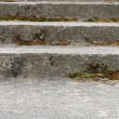 Stock Photo: Old Concrete Staircase