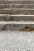 Old Concrete Staircase — Stock Photo