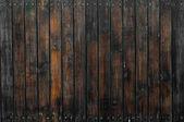 深色木背景 — 图库照片