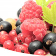 Stock Photo: Fresh Berries
