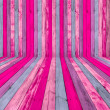 Pink Wooden Room — Stock Photo #6202434