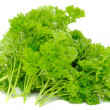 Bunch of Curly Parsley — Stock Photo #6453216