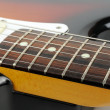 Lead Electric Guitar Close-up — Stock Photo #6721655