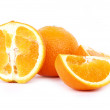 Fresh orange - Stock Photo