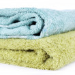 Soft towels — Stock Photo