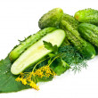 Cucumbers - Stock Photo