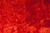 Red velour background — Stock Photo