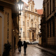 Romantic Prague — Stock Photo
