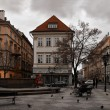 Royalty-Free Stock Photo: Prague square