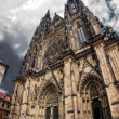 Saint Vitus's Cathedral - Stock Photo