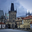 Charles Bridge in Prague — Lizenzfreies Foto