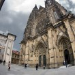 Saint Vitus's Cathedral — Stock Photo #6495627