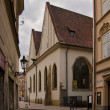 Small street in Prague — Stock Photo #6503382