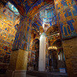 Suzdal Cathedral, interior - Stock Photo