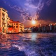 Venice Grand Canal — Stock Photo #6505019