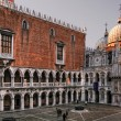 Palazzo Ducale — Stock Photo