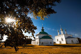 Churches in Suzdal — Stock Photo