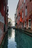 Venedik canal — Stok fotoğraf