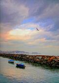 Gulf of Naples — Стоковое фото
