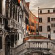 Venice canal — Stock Photo #6584467