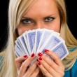 Cartomancy — Stock Photo #6724756