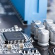 Electronic circuit board — Stock Photo #6727701
