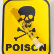 Poison - Stock Photo