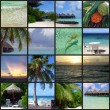 Maldives set - Stock Photo