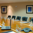 Conference hall Interior — Stock Photo #6053431