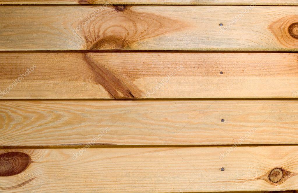 손톱으로 나무 판자 — 스톡 사진 © fotoall #6738203