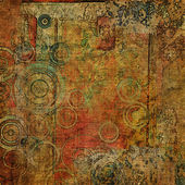 Art abstract grunge graphic texture background — 图库照片
