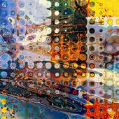 Arka plan sanat soyut grunge doku — Stok fotoğraf