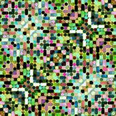 Искусство урожай дамасской бесшовный фон фон — Стоковое фото