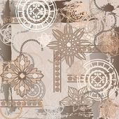 Art grunge vintage background — Stock Photo