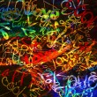 Art graffiti vector background - Stock Photo