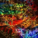 Art graffiti vector background — Stock Photo