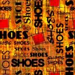 Art vintage word pattern background — Stock Photo #6575167
