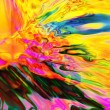Art abstract rainbow pattern background — Stock Photo #6684983